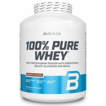 Протеин BioTech USA 100% Pure Whey jar 2270 гр